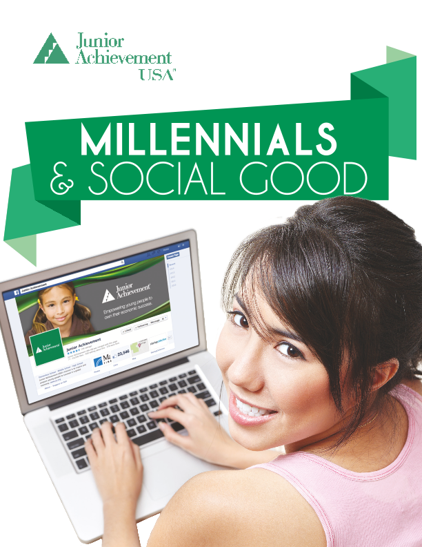 Millennials and Social Good
